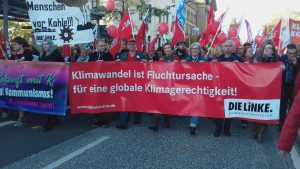 Demo am 4.11.2017 in Bonn. (Foto: DIE LINKE)